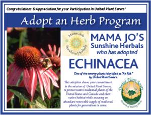 Mama Jo's Sunshine Herbals