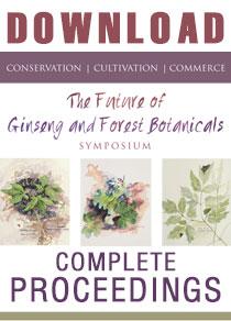 Download the Ginseng Symposium Proceedings