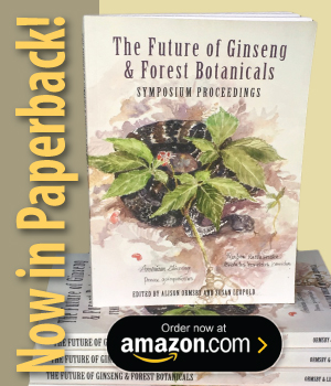 The Future of Ginseng on Amazon