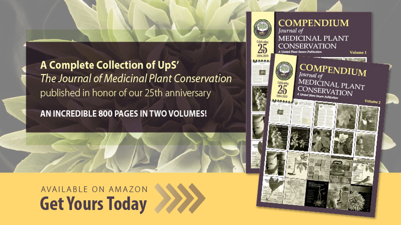 Compendium Journal of Medicinal Plant Conservation Available on Amazon