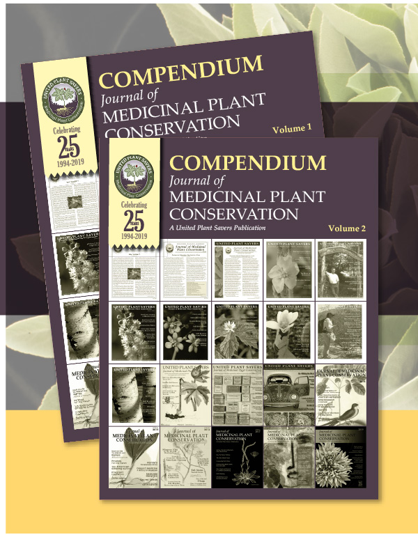 COMPENDIUM: Journal of Medicinal Plant Conservation - Free PDFs Now Available