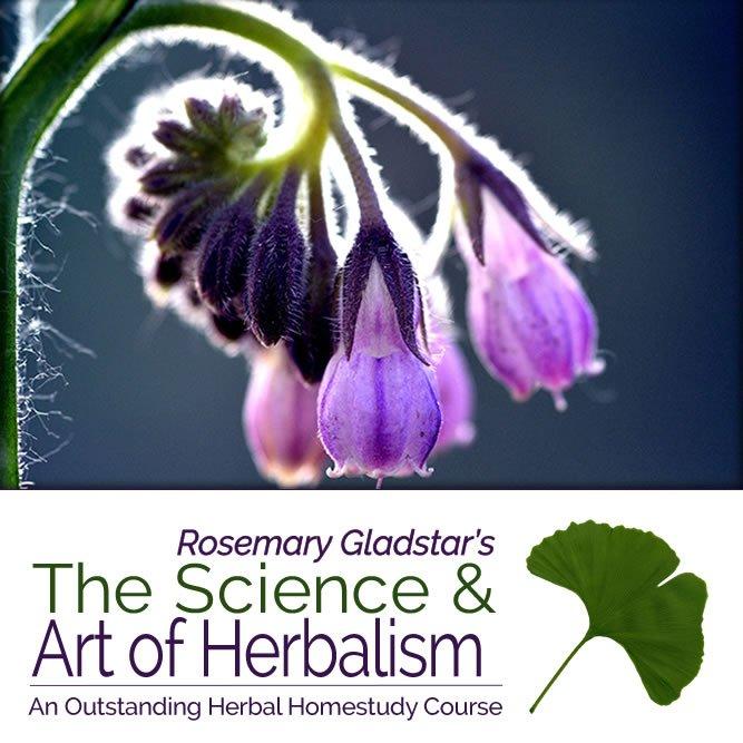 Rosemary Gladstar's Science & Art of Herbalism