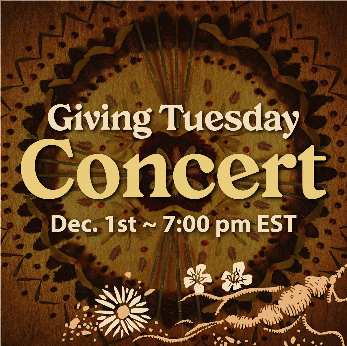 Giving Tuesday Concert 2020