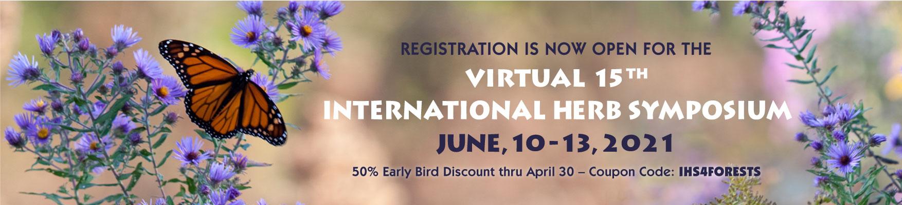 15th International Herb Symposium