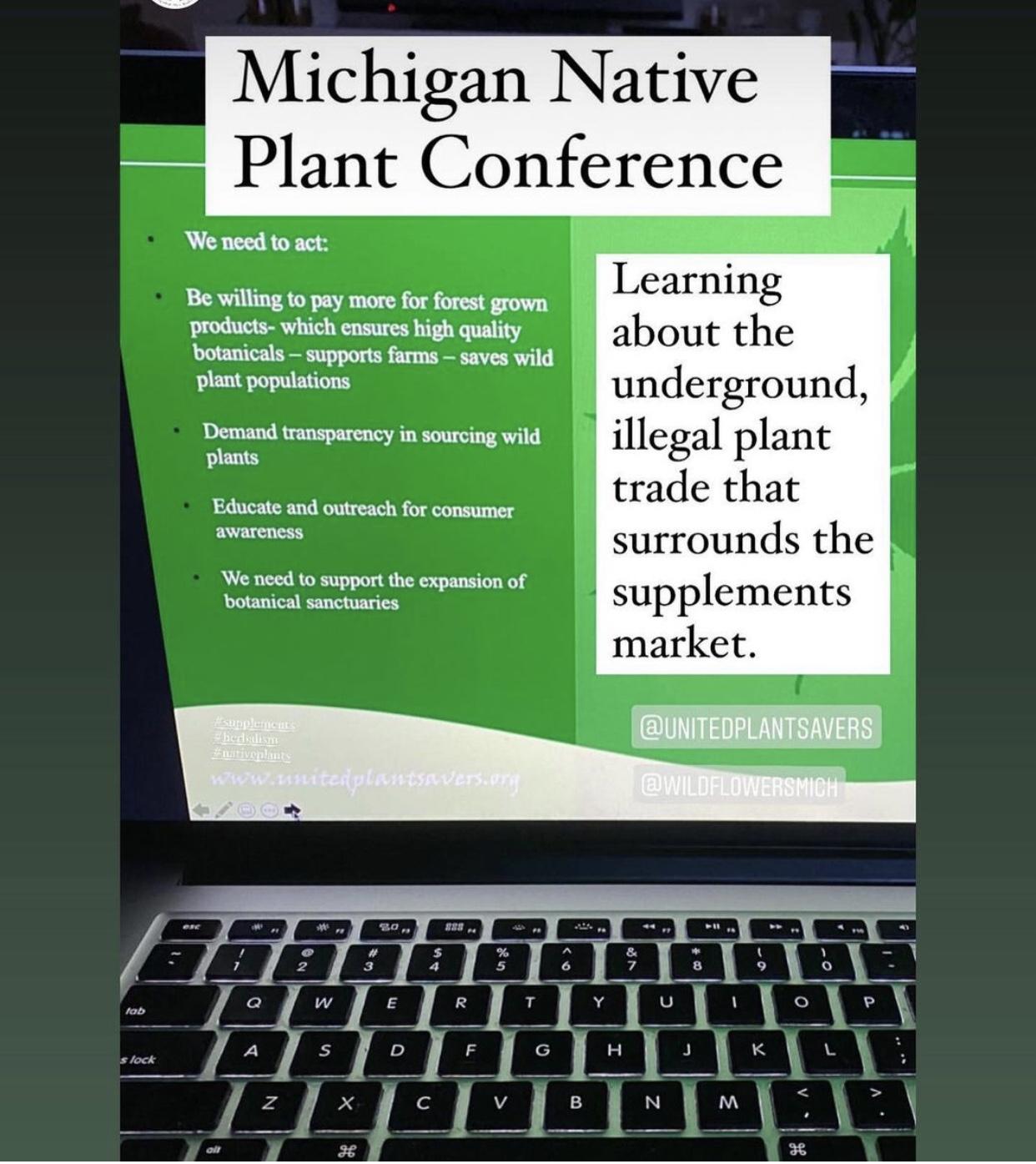 4th Annual Michigan Native Plant Conference