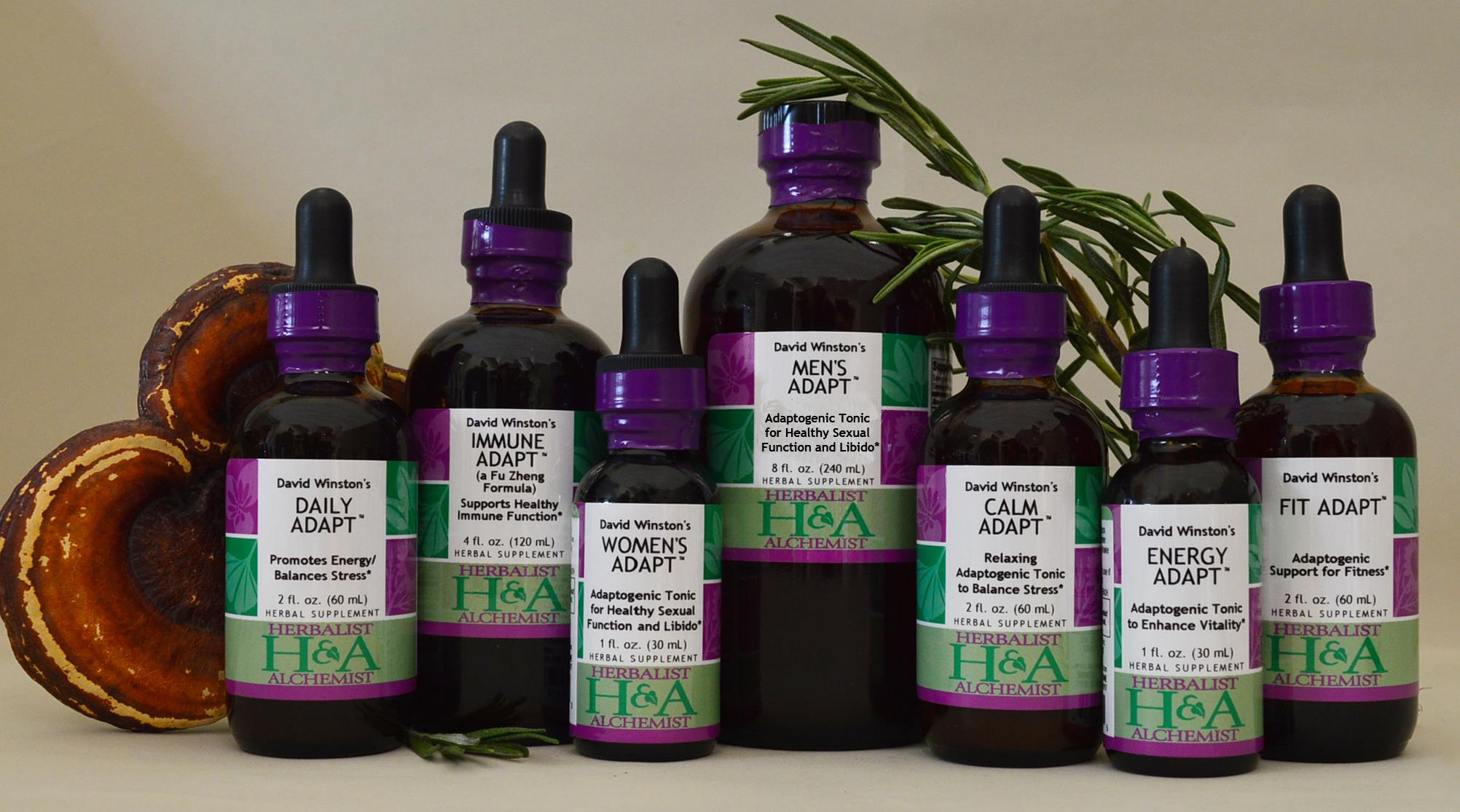 Herbalist & Alchemist's herbal extracts