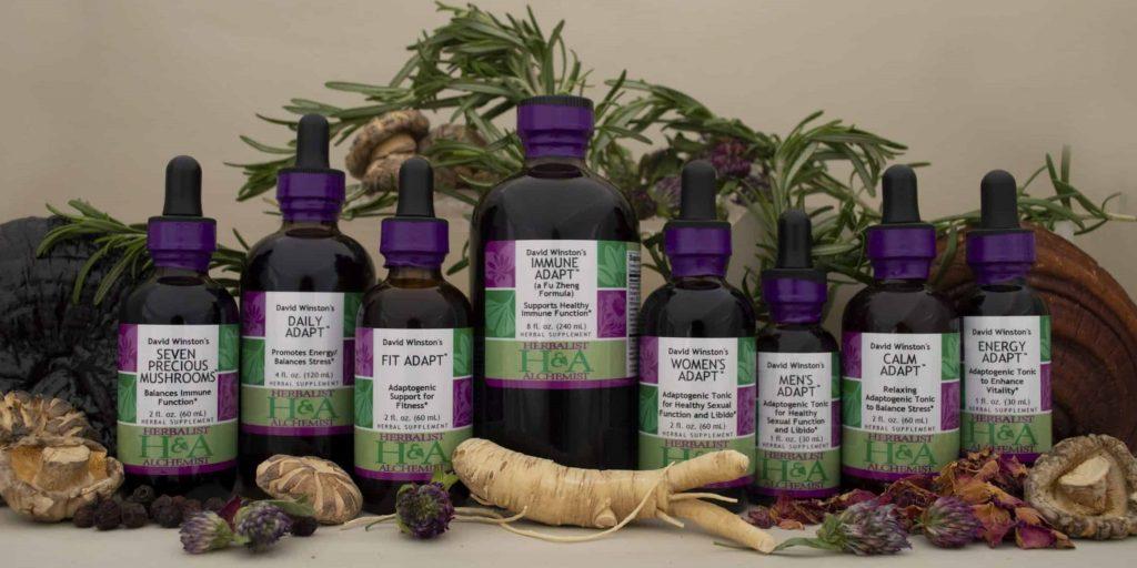 Herbalist & Alchemist herbal extracts